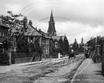 Picture of Berks - Bracknell, Church Road  c1900s - N1275