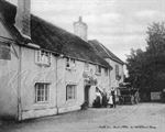 Picture of Berks - Hurst, The Castle Inn c1900s - N1809