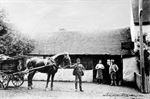 Picture of Berks - Barkham, The Smithy c1880s - N2088
