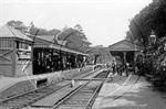 Picture of Berks - Bracknell, Train Station c1910s - N2190