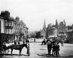 Picture of Co Durham - Darlington, Tubwell Row 1890s - N1198