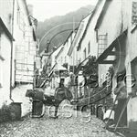 Picture of Devon - Clovelly View - c1890s - N641
