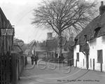 Picture of Isle of Wight - Godshill Village View c1930s - N590