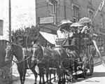 Picture of Isle of Wight - Shanklin Coach c1900s - N710