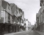 Picture of Kent - Burgate, Canterbury c1930s - N065