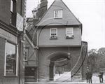 Picture of Kent - Rochester's College Gate c1900s - N086