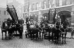 Picture of London, N - Camden Town,  Fire Brigade - N2276