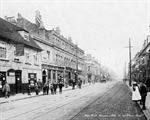 Picture of Middx - Hounslow, High Street c1900s - N1557