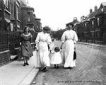 Picture of Norfolk - Gorleston Family c1904 - N1591