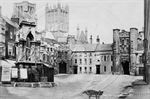 Picture of Somerset - Wells, Wells Square c1890s - N2448