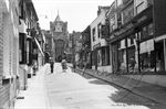 Picture of Sussex - Rye, Lion Street c1958 - N1938