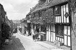 Picture of Sussex - Rye, Mermaid Street c1958 - N1939